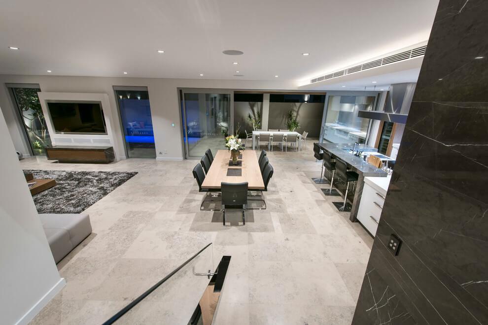 Attraktivt hus med balanserad arkitektur och inredning 6 Attraktivt hus med balanserad arkitektur och inredning