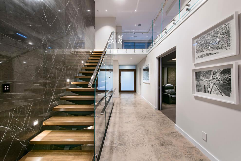 Attraktivt hus med balanserad arkitektur och inredning 9 Attraktivt hus med balanserad arkitektur och inredning