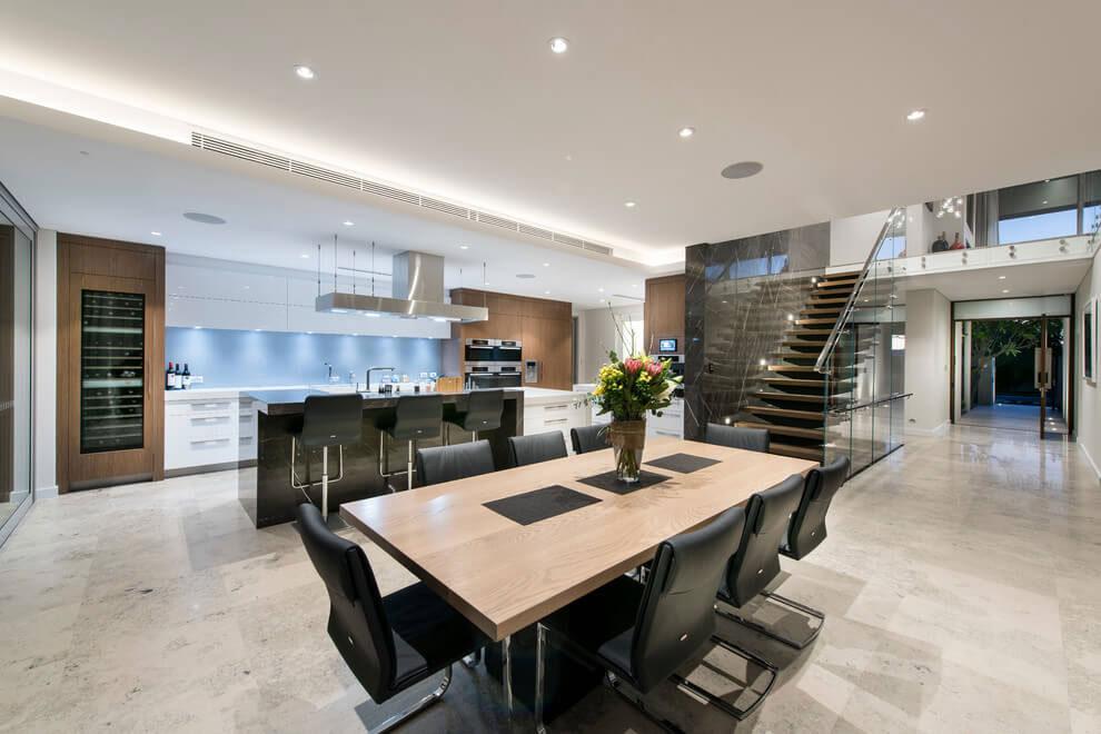 Attraktivt hus med balanserad arkitektur och inredning 7 Attraktivt hus med balanserad arkitektur och inredning