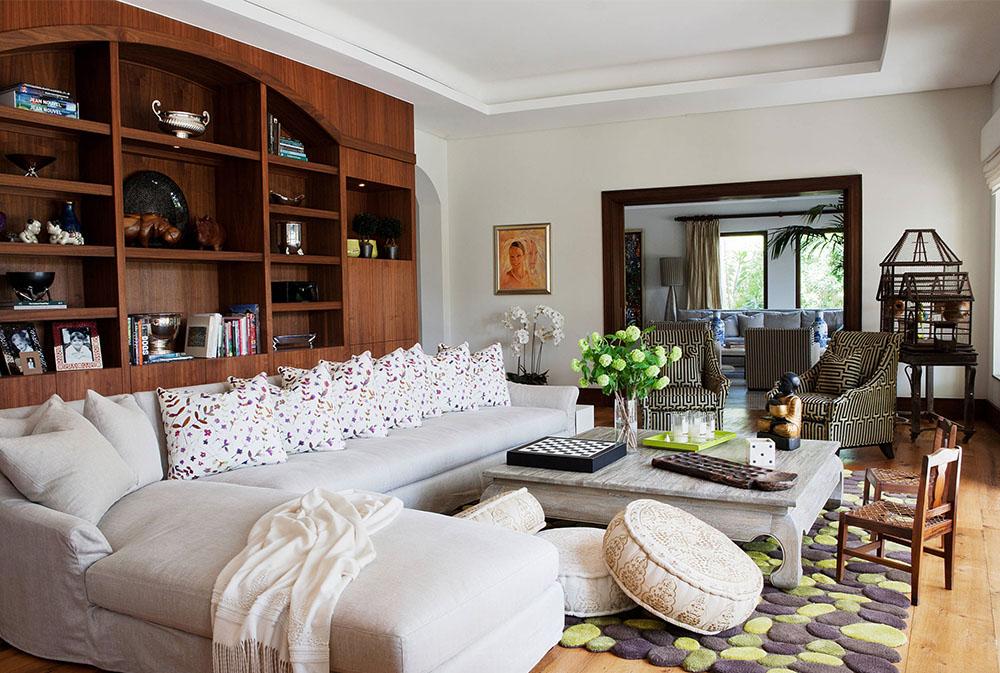 Golvkuddar från Desert Dream från Greenauer Design Group: vackra tillbehör till ditt vardagsrum