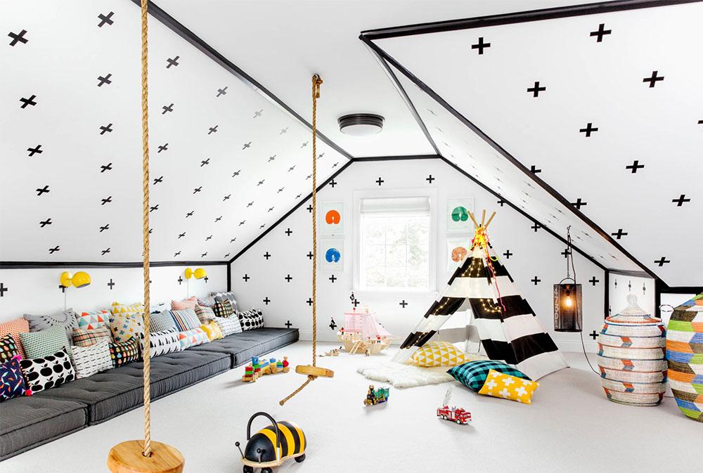 Westhampton-Beach-Playhouse-by-Chango-Co golvkuddar: underbara tillbehör till ditt vardagsrum