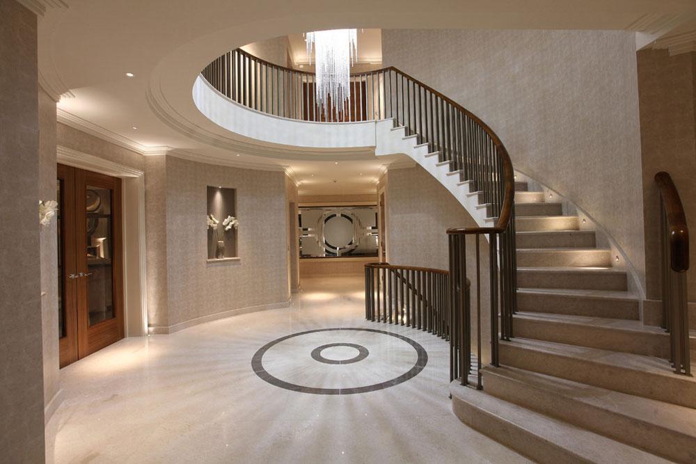 Skapa interiördesign för entréhallen 4 Skapa interiördesign för entréhallen
