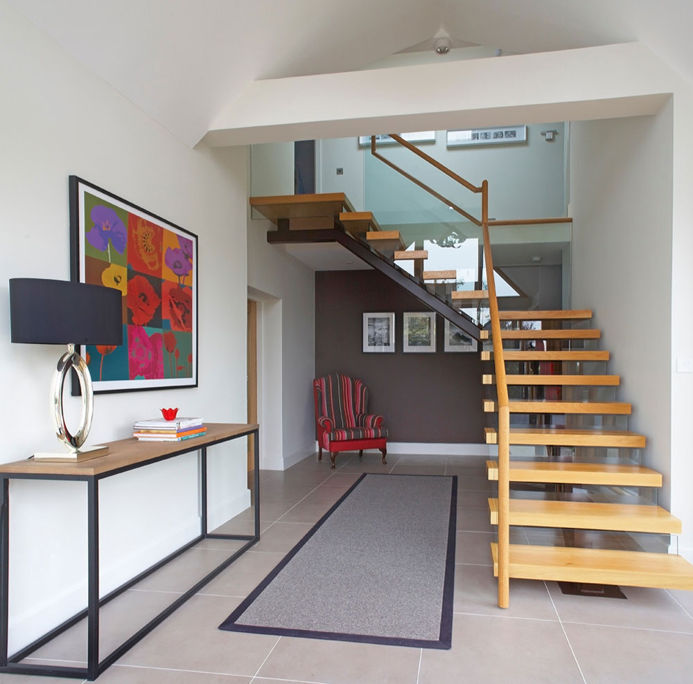 Skapa interiördesign för entréhallen 3 Skapa interiördesign för entréhallen