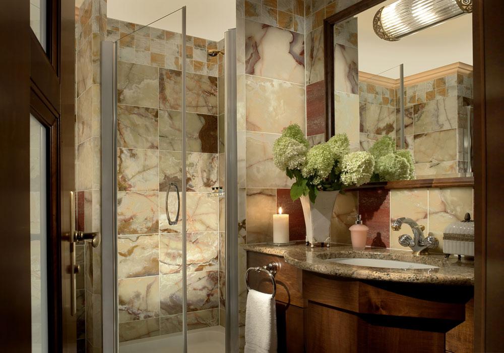 Hur man dekorerar ett litet badrum och ändå sparar plats 6 Hur man dekorerar ett litet badrum och ändå sparar plats