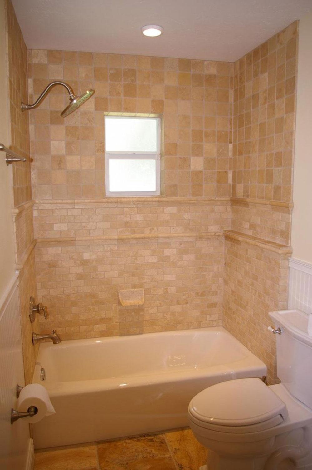 Hur man dekorerar ett litet badrum och ändå sparar utrymme 3 Hur man dekorerar ett litet badrum och ändå sparar utrymme