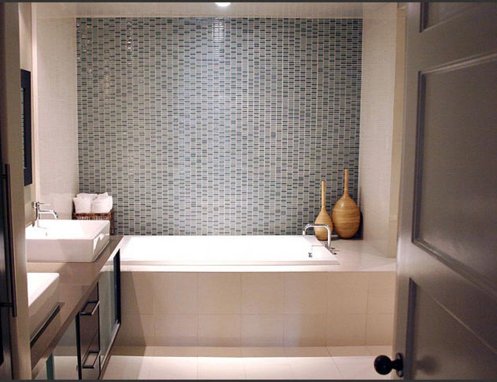 Hur man dekorerar ett litet badrum och ändå sparar plats 2 Hur man dekorerar ett litet badrum och ändå sparar utrymme