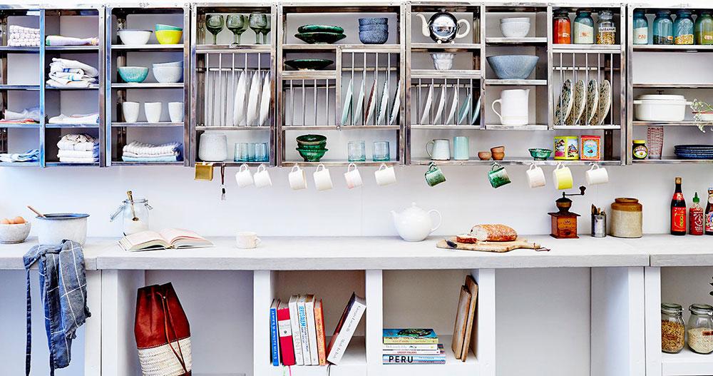 kitchenshelv-hemförbättringsprojekt som du inte visste att du kunde bygga själv