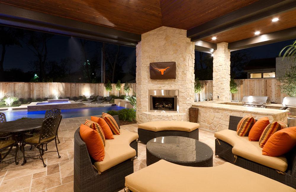 Idéer för att skapa ett vardagsrum utomhus 2 idéer för att skapa ett vardagsrum utomhus
