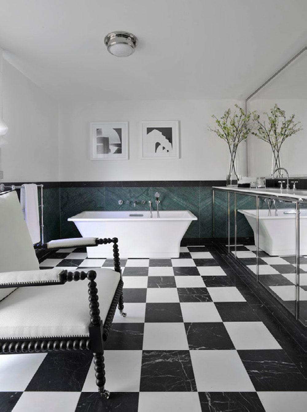 A-samling-av-badrum-golv-kakel-idéer-6 En samling av badrum-golv-kakel-idéer