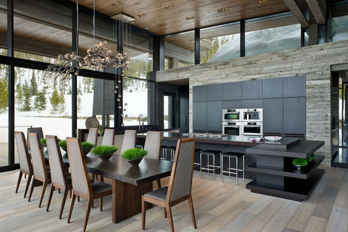 75484929393 Classy Mountain Home Lower Foxtail Residence