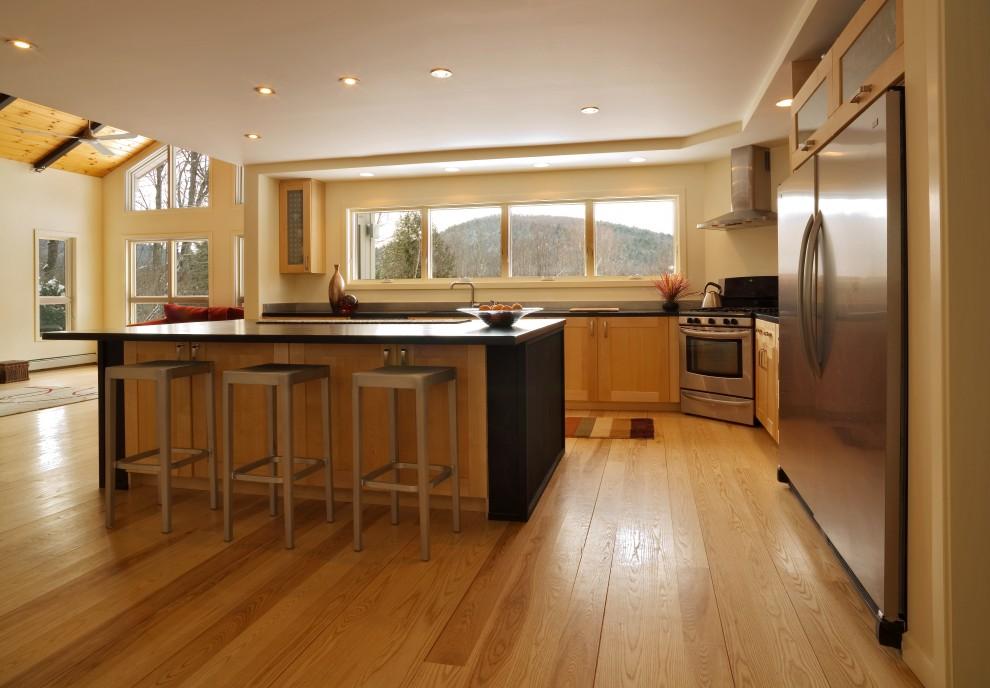 Hur man hanterar lågt i tak - Inredningsdesign-4 Hur man hanterar lågt i tak Inredning (lösningar för lågt i tak)