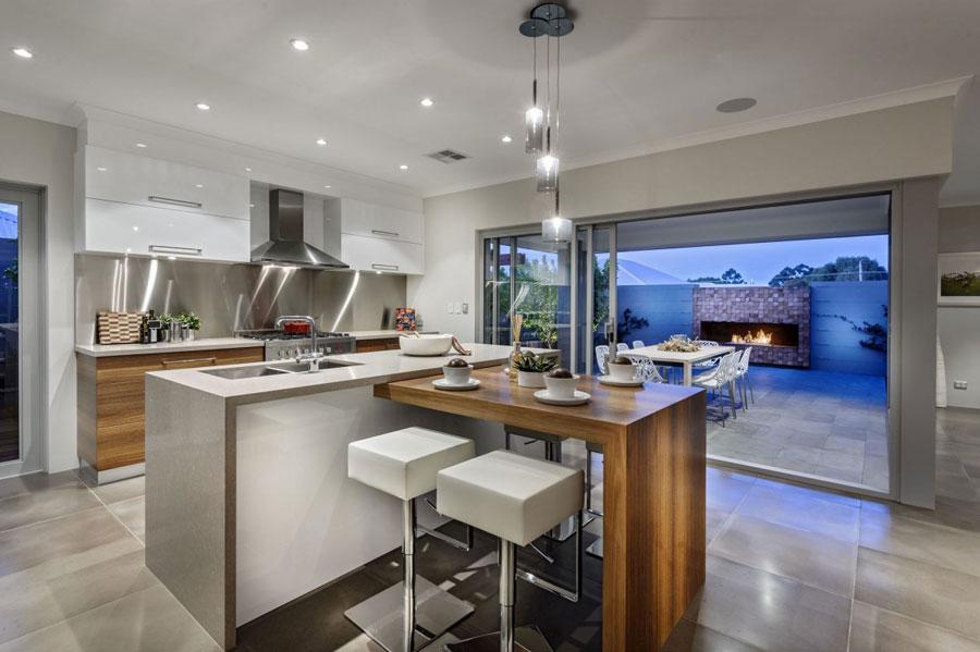 7 Mysigt Perth-hem med en snygg design av Webb & Brown-Neaves