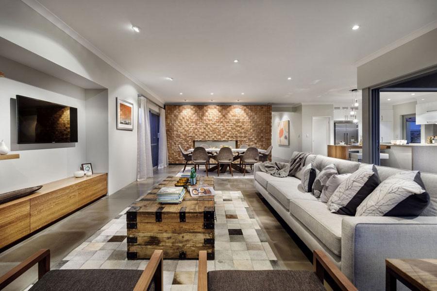 4 Mysigt Perth-hem med en elegant design av Webb & Brown-Neaves