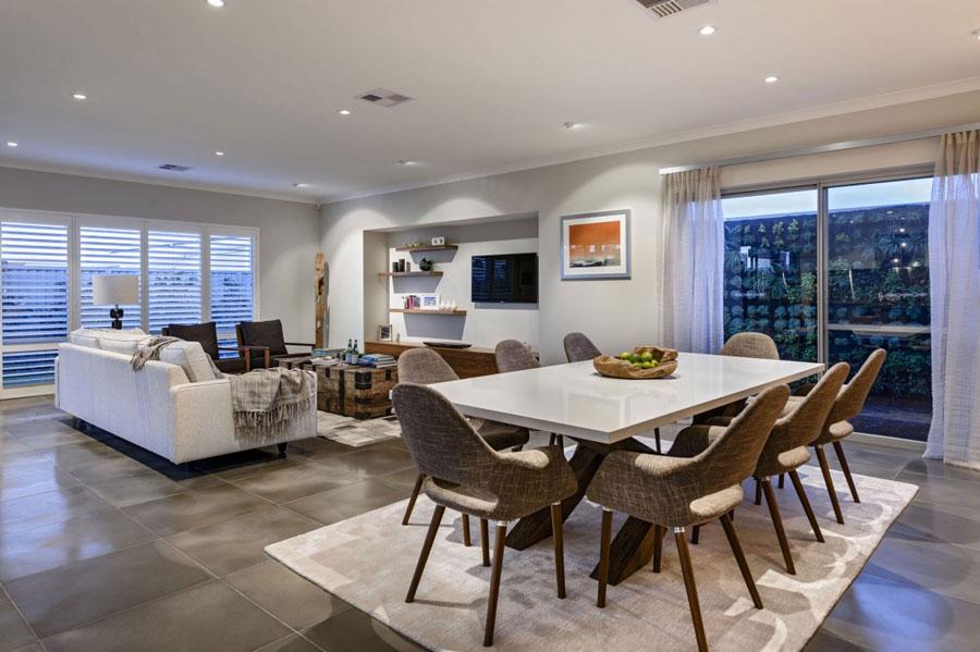 8 Mysigt Perth-hem med en snygg design av Webb & Brown-Neaves
