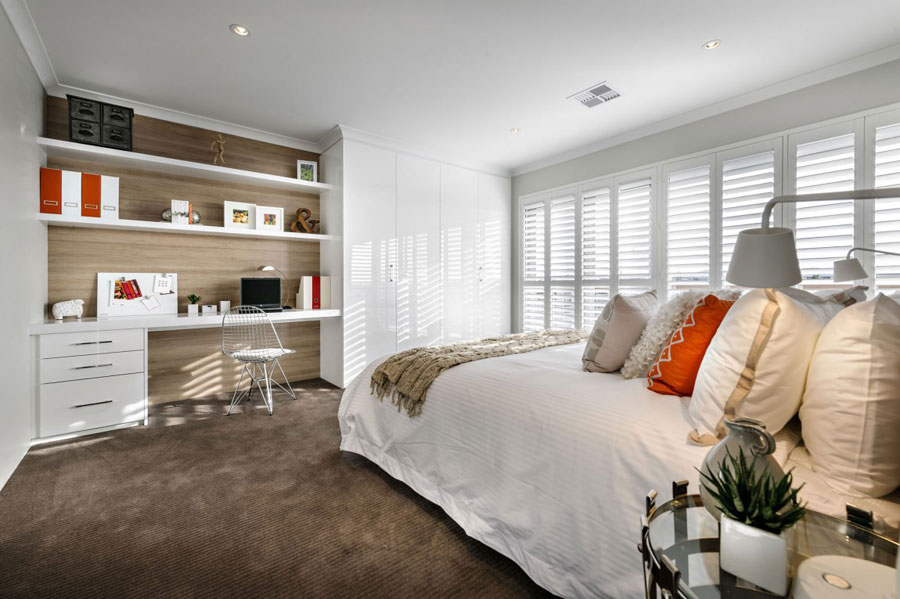 11 Mysigt Perth-hem med en elegant design av Webb & Brown-Neaves