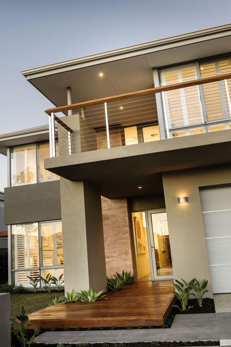 2 Mysigt Perth-hem med en elegant design av Webb & Brown-Neaves
