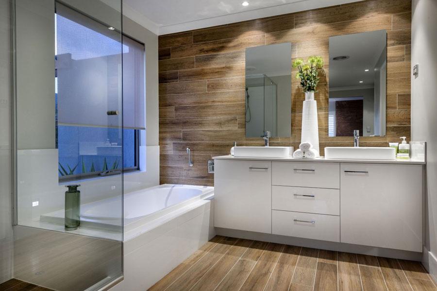 12 Mysigt Perth-hem med en snygg design av Webb & Brown-Neaves
