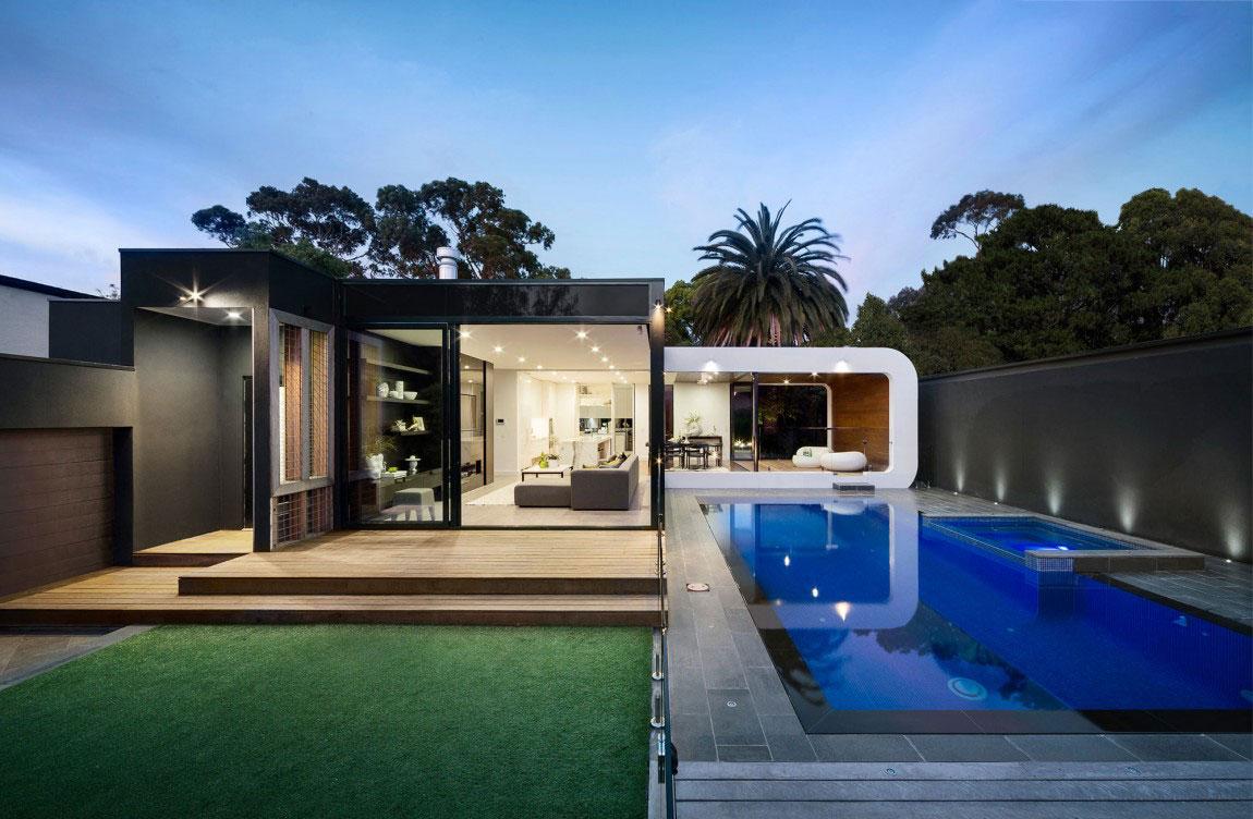 Modern arkitektur och inredning, skapad av LSA-Architekten-1.3 Modern arkitektur och inredning, skapad av LSA-Architekten