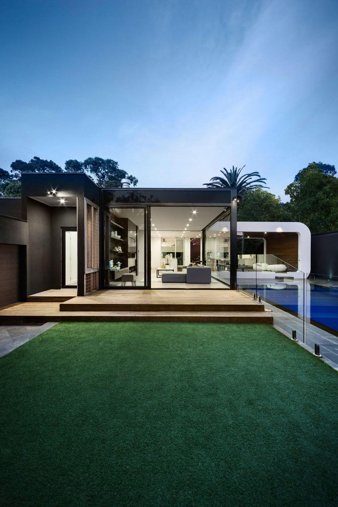 Modern bit av arkitektur och inredningsdesign, skapad av LSA-Architekten-1.4 Modern bit av arkitektur och inredningsdesign, skapad av LSA-Architekten