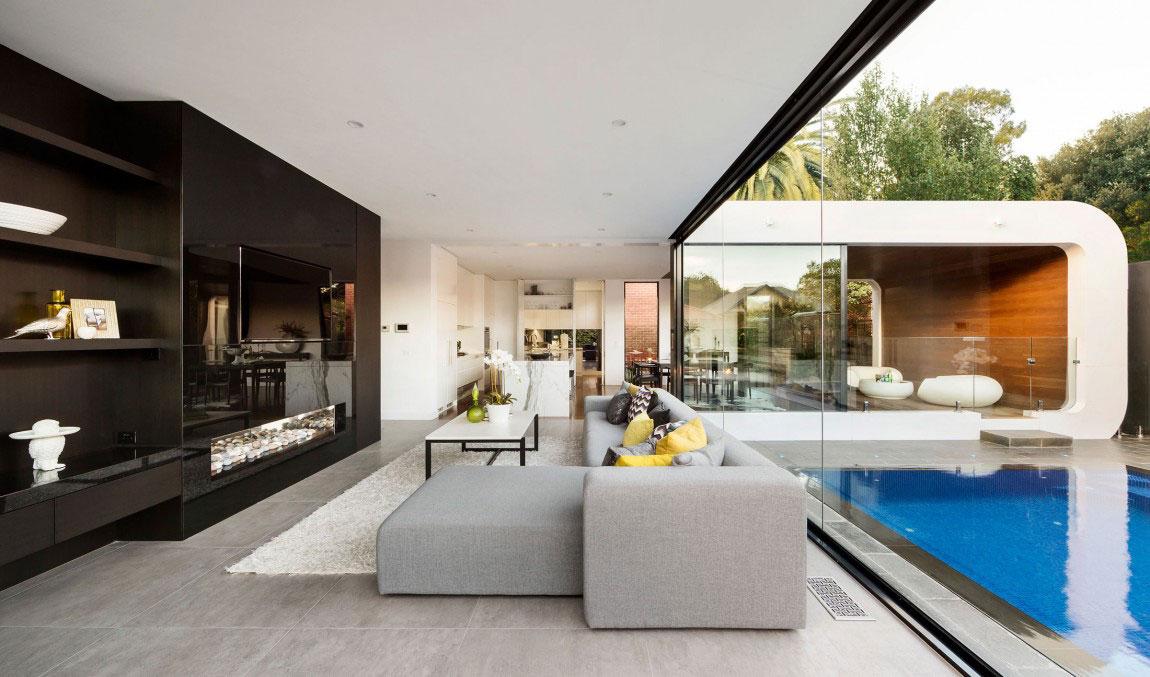 Modern bit av arkitektur och inredningsdesign, skapad av LSA-Architekten-3 Modern bit av arkitektur och inredningsdesign, skapad av LSA-Architekten