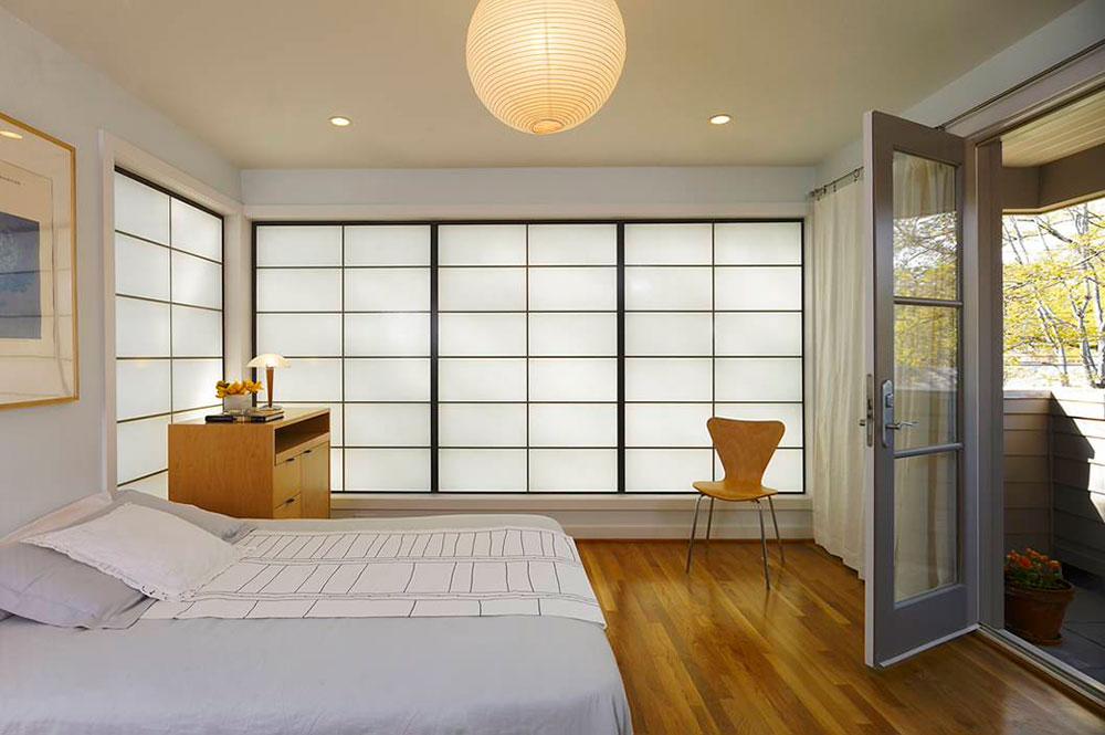 Hur man designar ett japanskt sovrum 4 Hur man designar ett japanskt sovrum