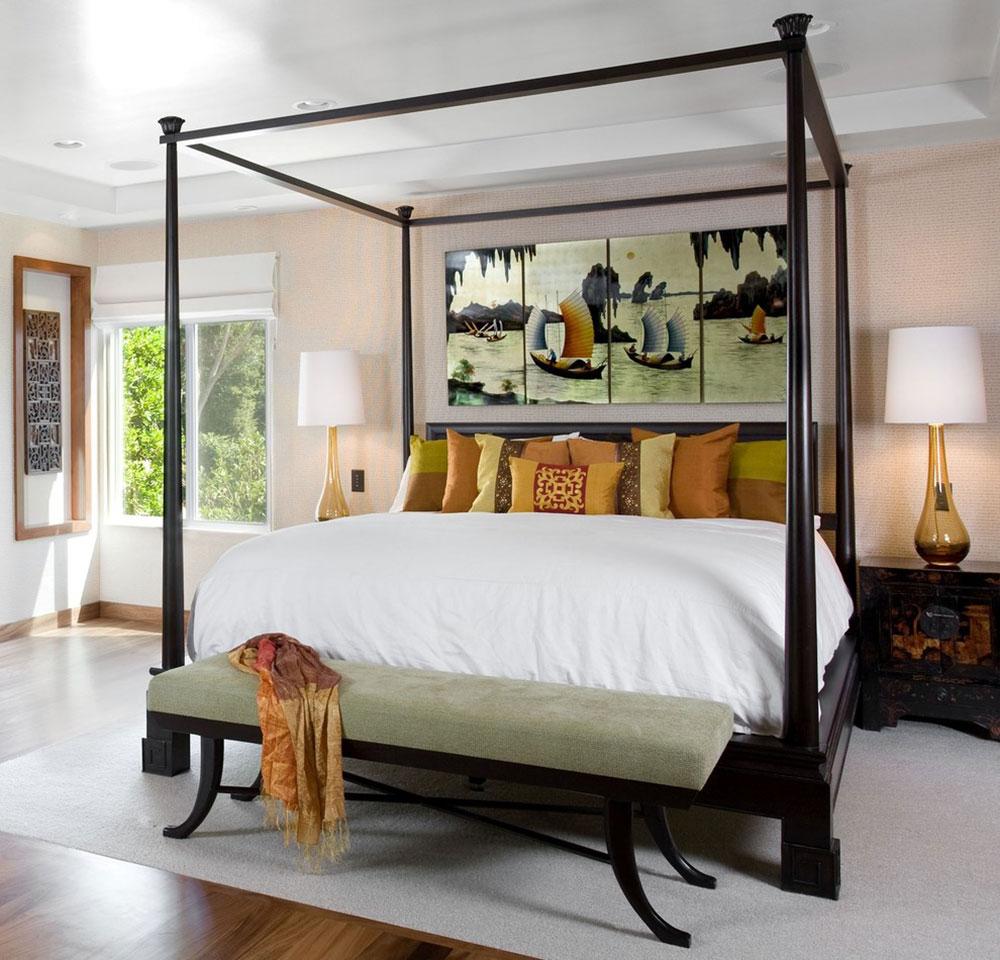 Hur man designar ett japanskt sovrum 5 Hur man designar ett japanskt sovrum