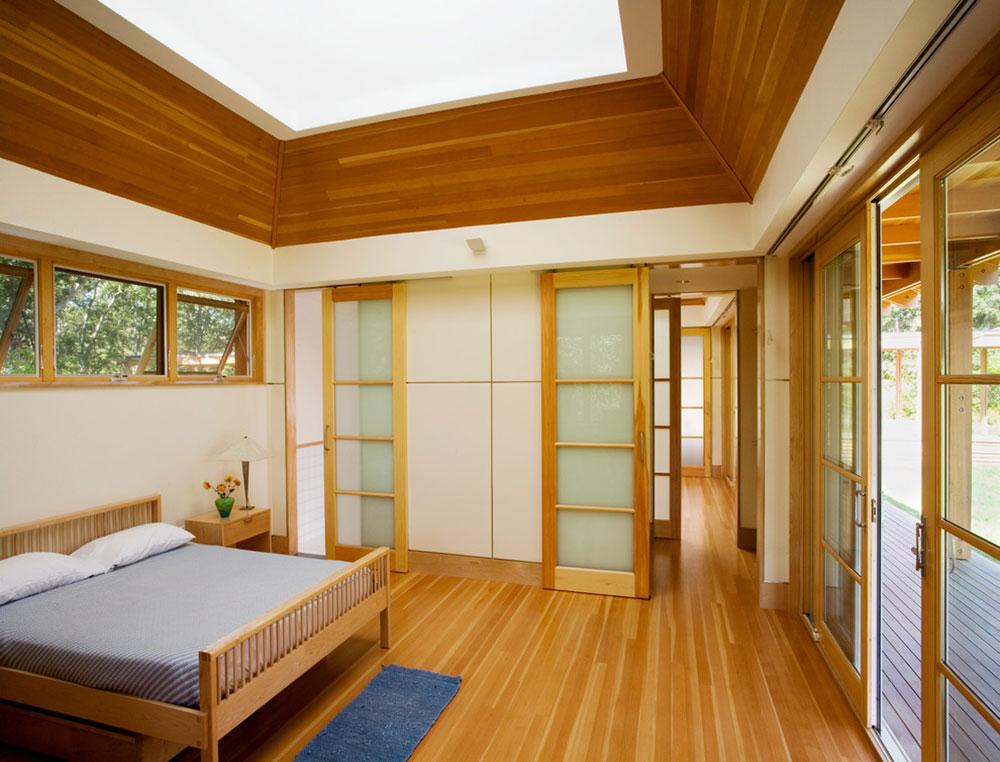 Hur man designar ett japanskt sovrum 2 Hur man designar ett japanskt sovrum