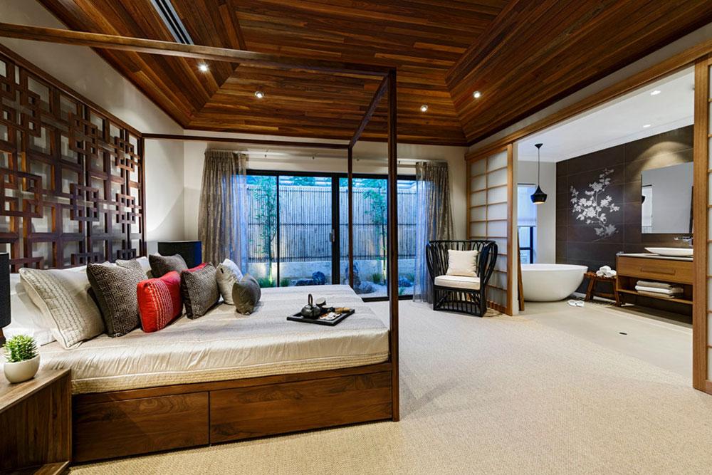 Hur man designar ett japanskt sovrum 3 Hur man designar ett japanskt sovrum