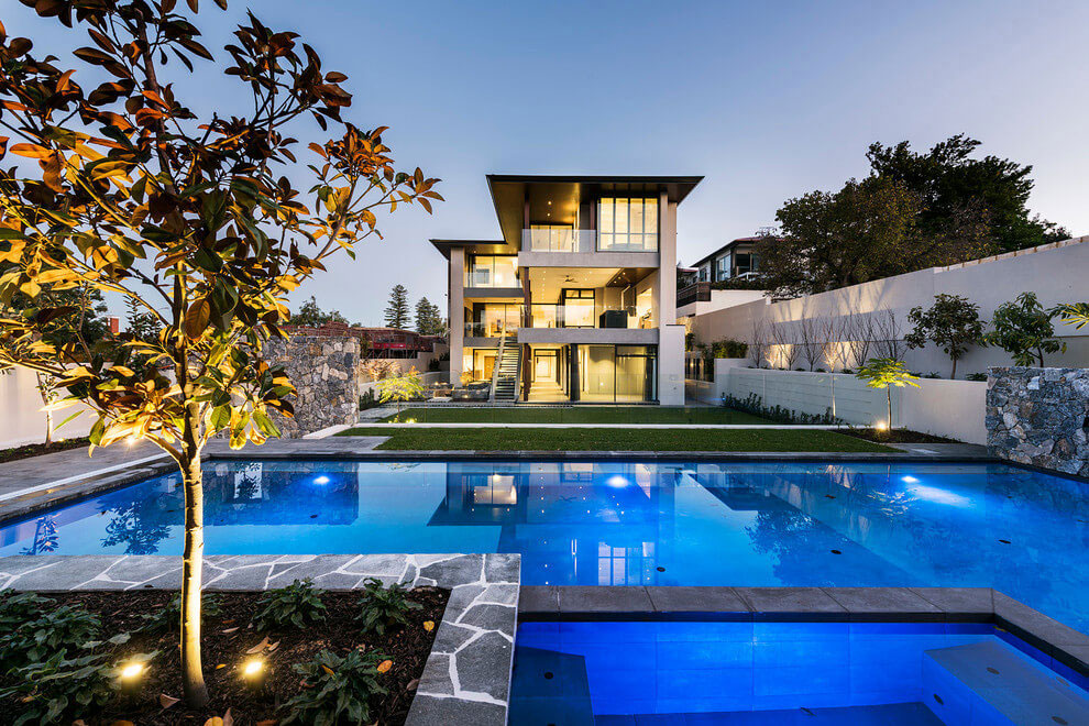 Modernt hus med ett speciellt utseende 17 Modernt hus med ett speciellt utseende