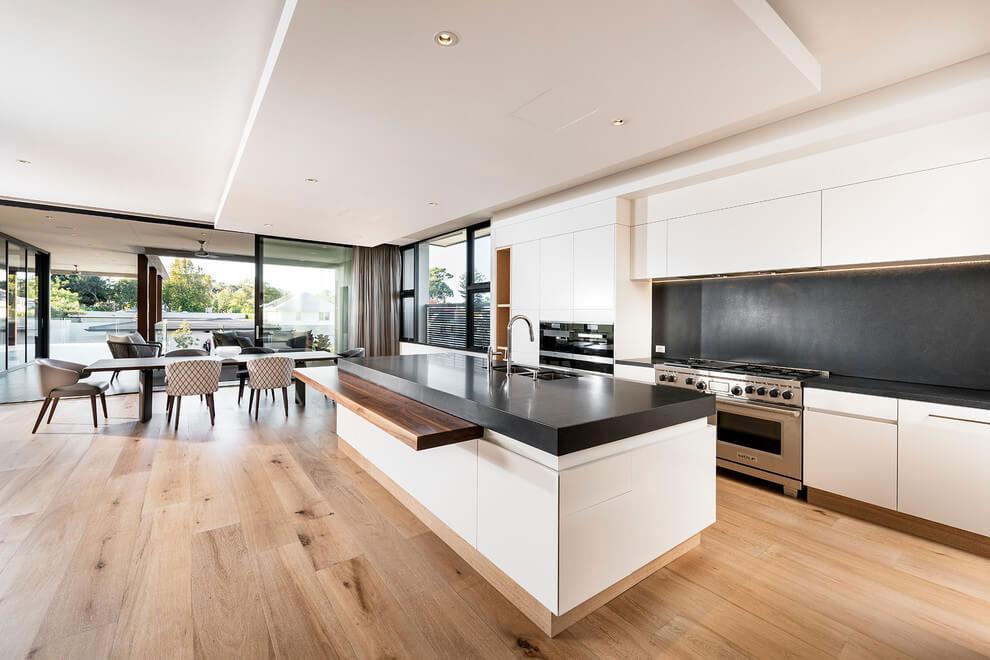 Modernt hus med ett speciellt utseende 4 Modernt hus med ett speciellt utseende