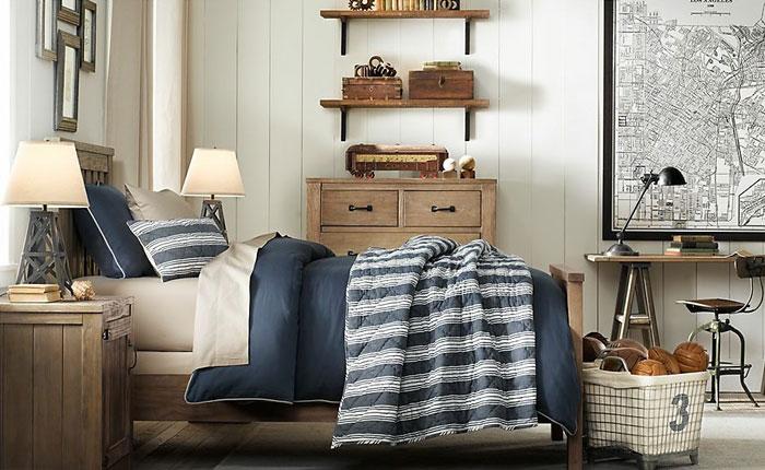 69800267283 Idéer för att dekorera ditt sovrum i industriell stil