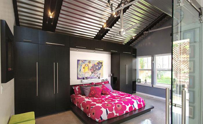 69800196443 Idéer för att dekorera ditt sovrum i industriell stil