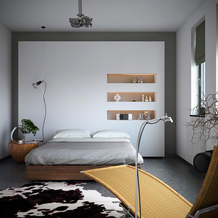 69800470046 Idéer för att dekorera ditt sovrum i industriell stil