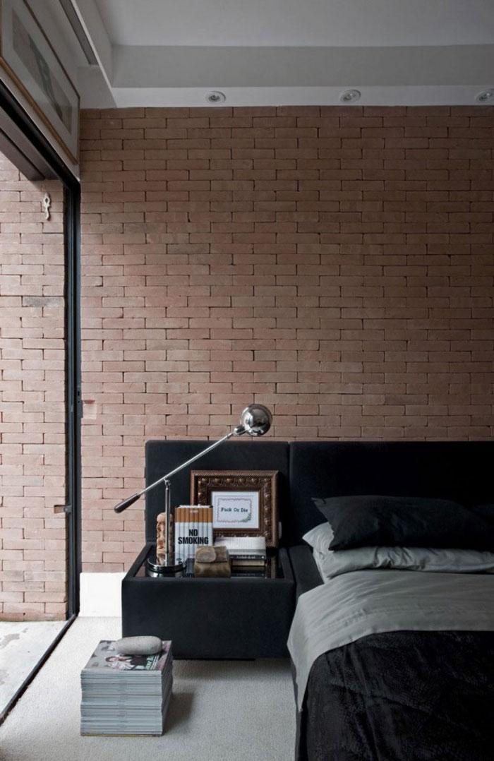 69800335970 Idéer för att dekorera ditt sovrum i industriell stil