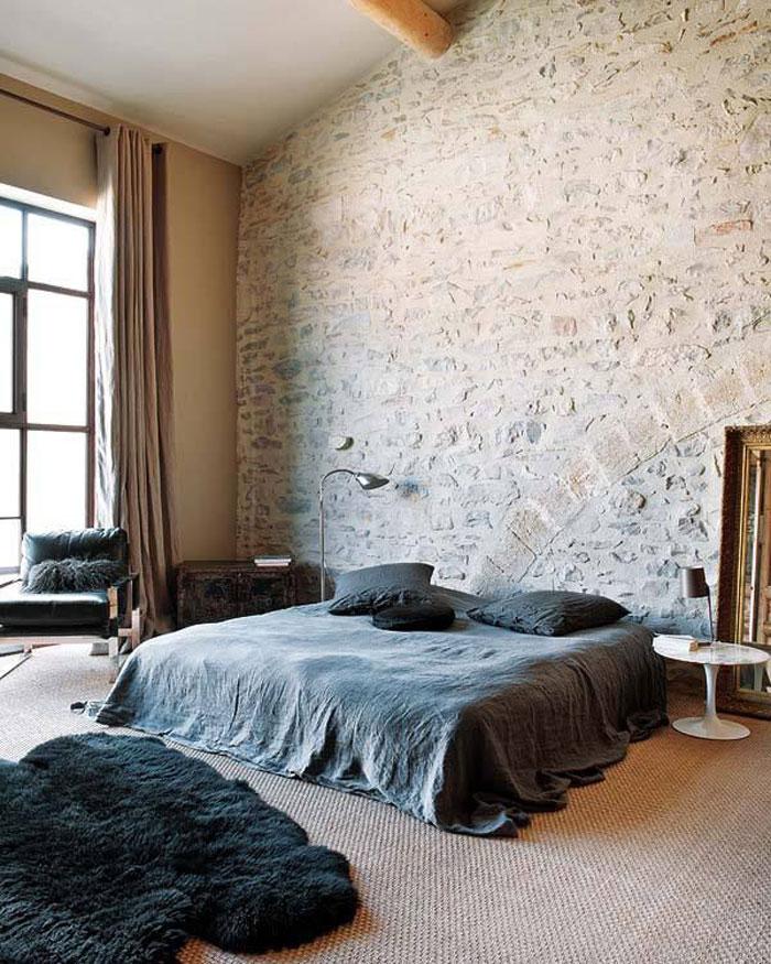 69800241216 Idéer för att dekorera ditt sovrum i industriell stil