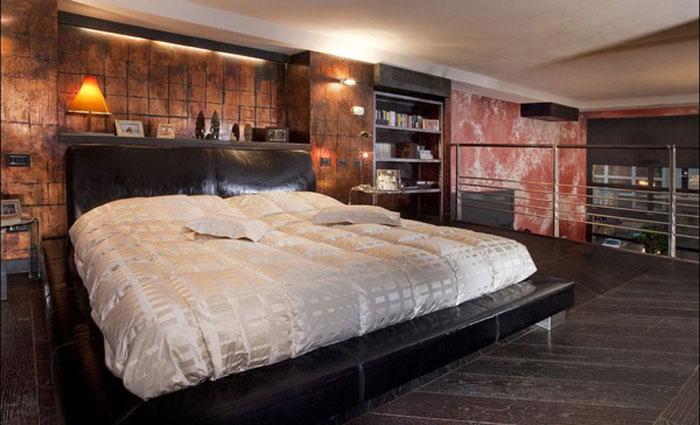 69795326206 Idéer för att dekorera ditt sovrum i industriell stil