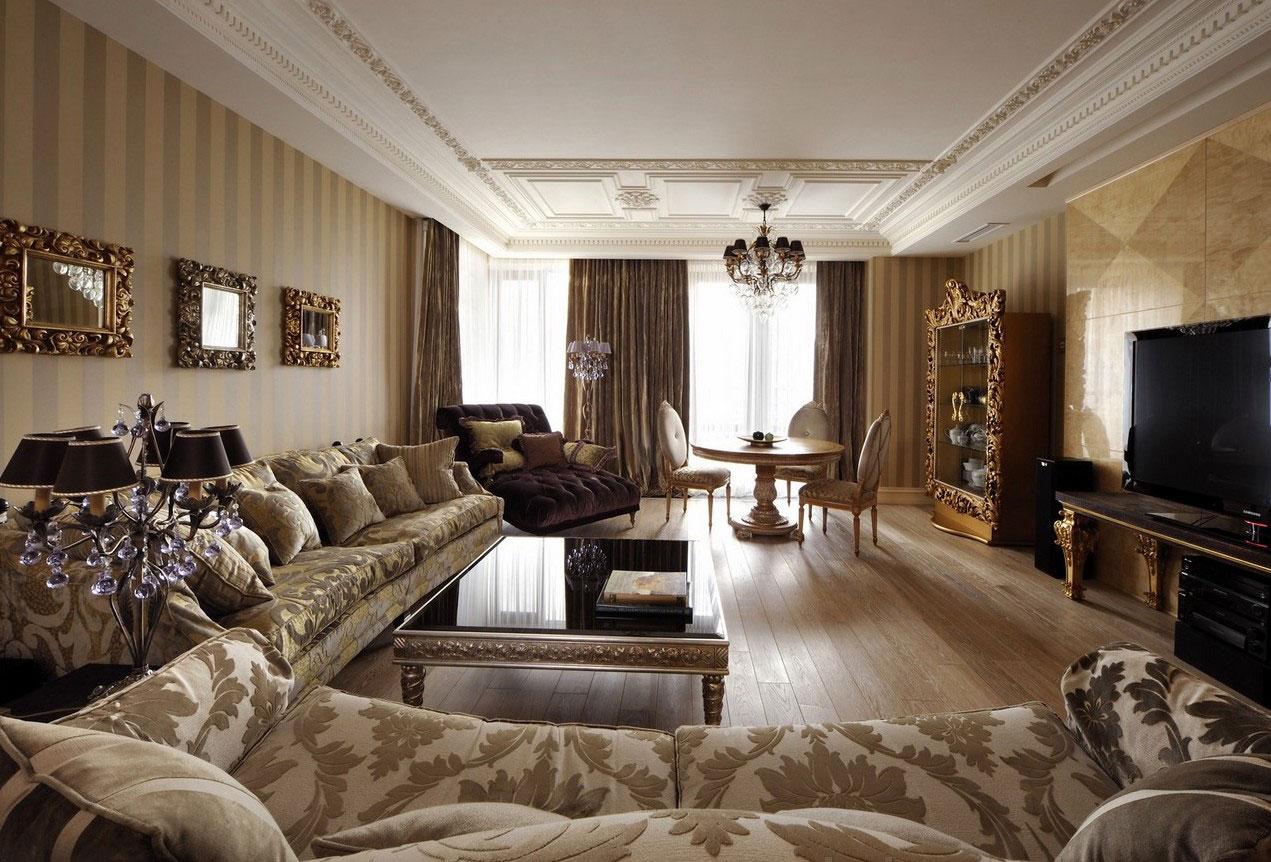 Art Nouveau-interiör-design-med-sin-stil-dekor-och-färger-6 Art Nouveau-interiör design med sin stil, dekor och färger
