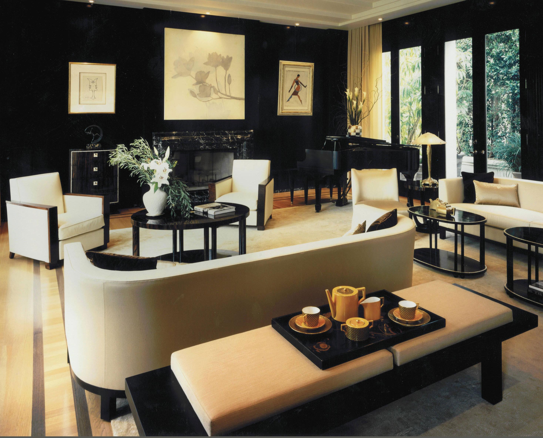 Art Nouveau-interiör-design-med-sin-stil-dekor-och-färger-5 Art Nouveau-interiör design med sin stil, dekor och färger