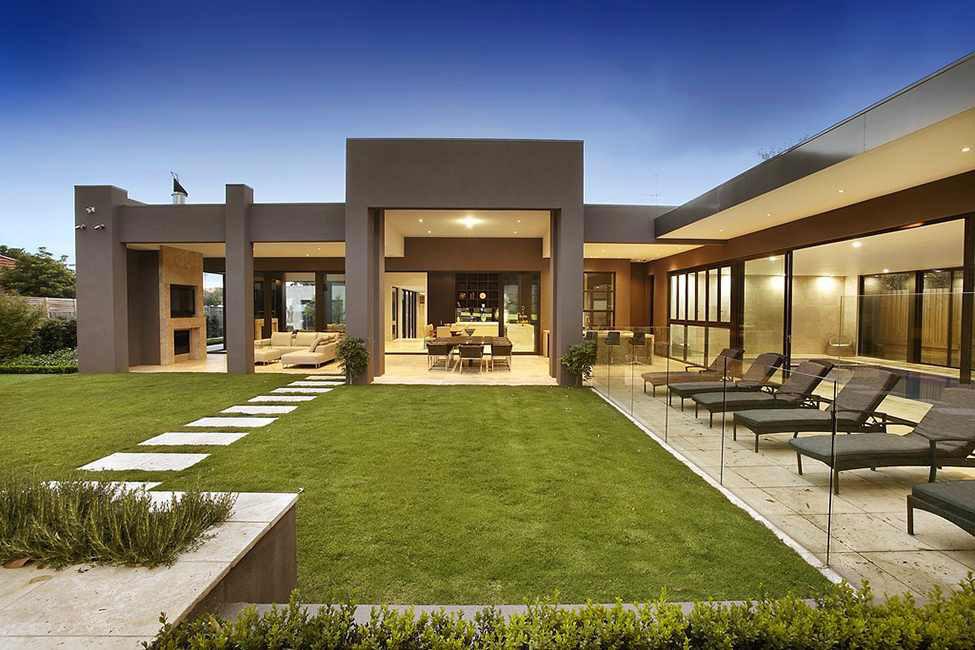 Glänsande och vackert lyxigt residens 2 Glänsande och vackert lyxigt residens designat av Bagnato Architects
