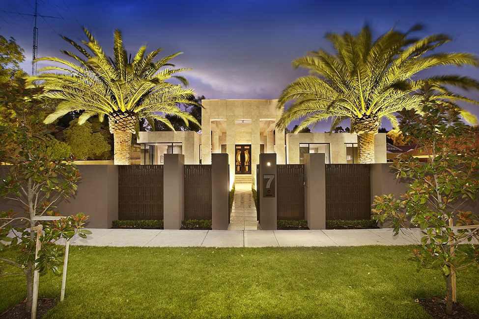 Blankt och vackert lyxigt residens-14 Blankt och vackert lyxigt residens designat av Bagnato Architects
