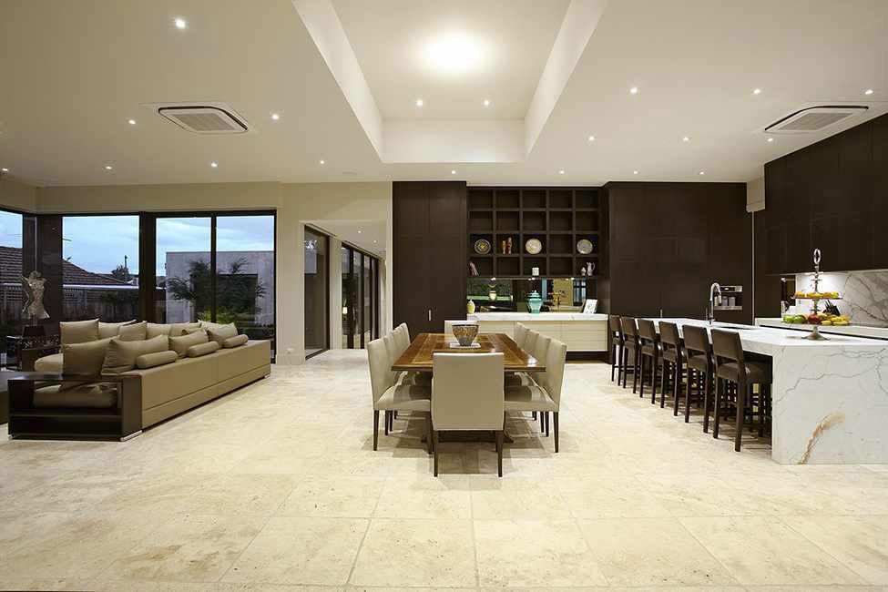 Glänsande och vackert lyxresidens 5 Glänsande och vackert lyxresidens designat av Bagnato Architects