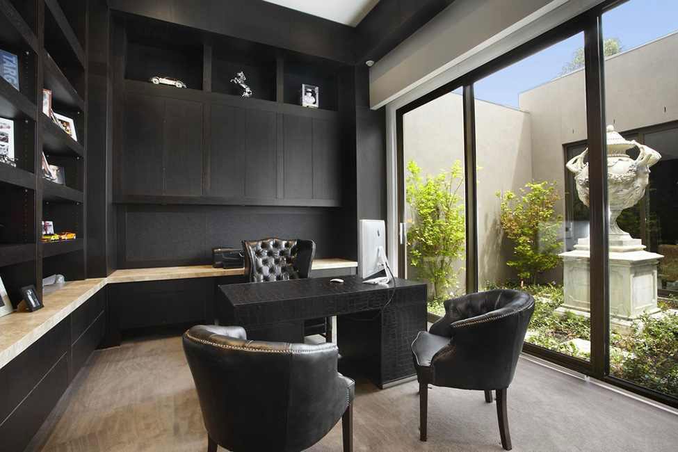 Glänsande och vackert lyxresidens 12 Glänsande och vackert lyxresidens designat av Bagnato Architects