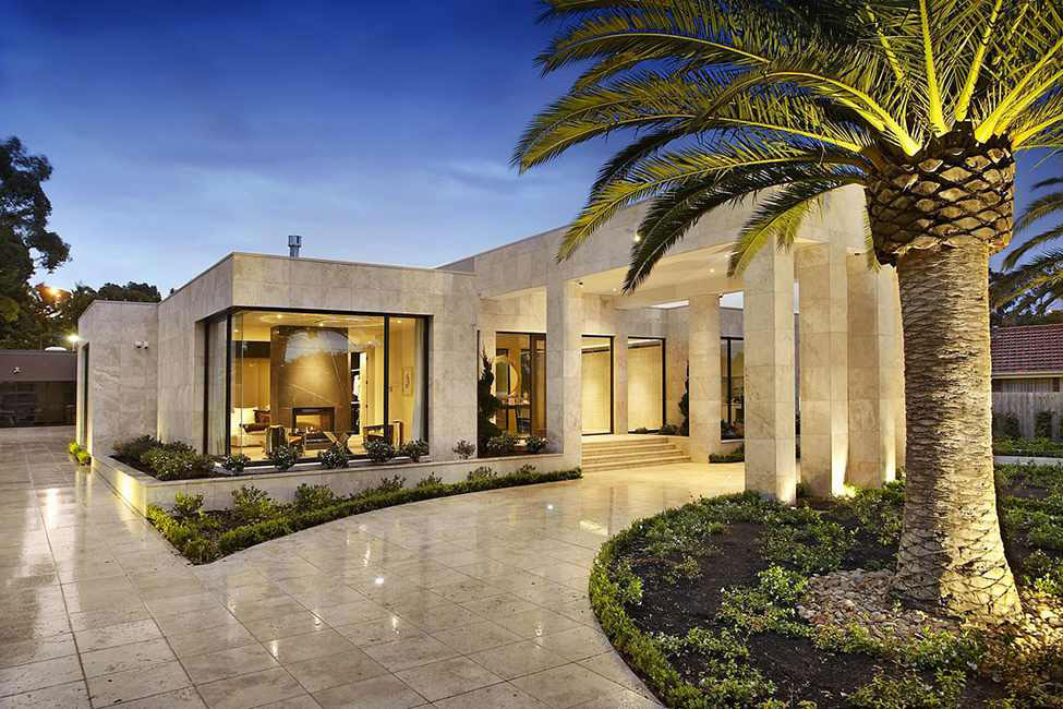 Glänsande och vackert lyxresidens 3 Glänsande och vackert lyxresidens designat av Bagnato Architects