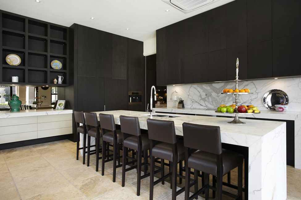 Glänsande och vackert lyxresidens 6 Glänsande och vackert lyxresidens designat av Bagnato Architects