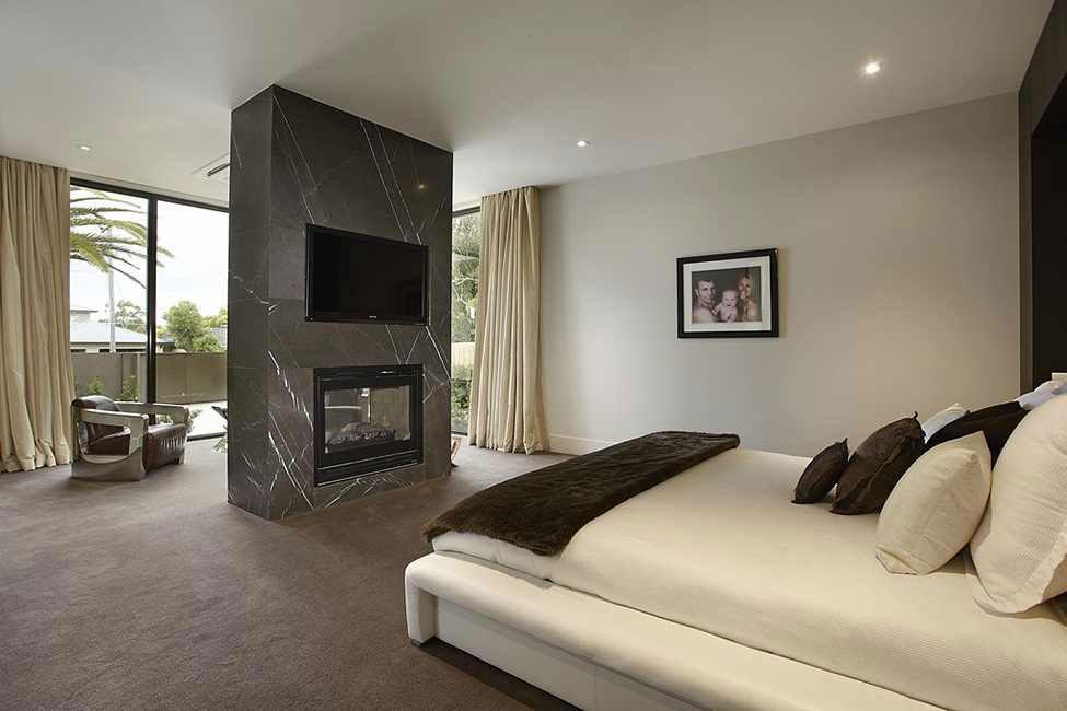 Blankt och vackert lyxigt residens-13 Blankt och vackert lyxigt residens designat av Bagnato Architects