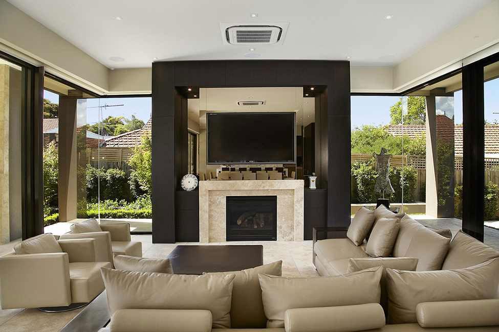 Glänsande och vackert lyxigt residens-7 Glänsande och vackert lyxigt residens designat av Bagnato Architects