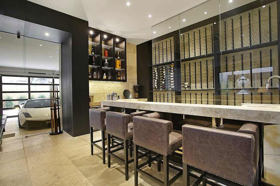 Glänsande och vackert lyxresidens 9 Glänsande och vackert lyxresidens designat av Bagnato Architects
