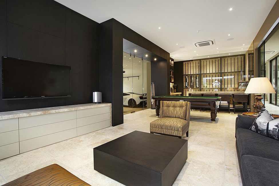 Glänsande och vackert lyxresidens-11 Glänsande och vackert lyxresidens designat av Bagnato Architects