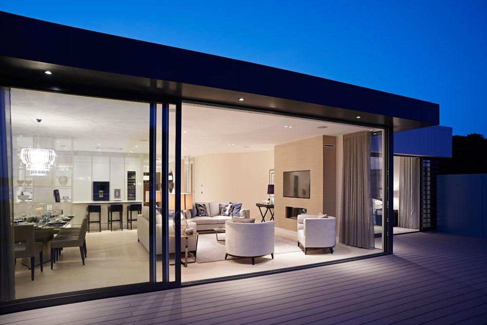 A-par-av-modern-engelska-hus-11 Ett par av modern-engelska hus med vacker interiör