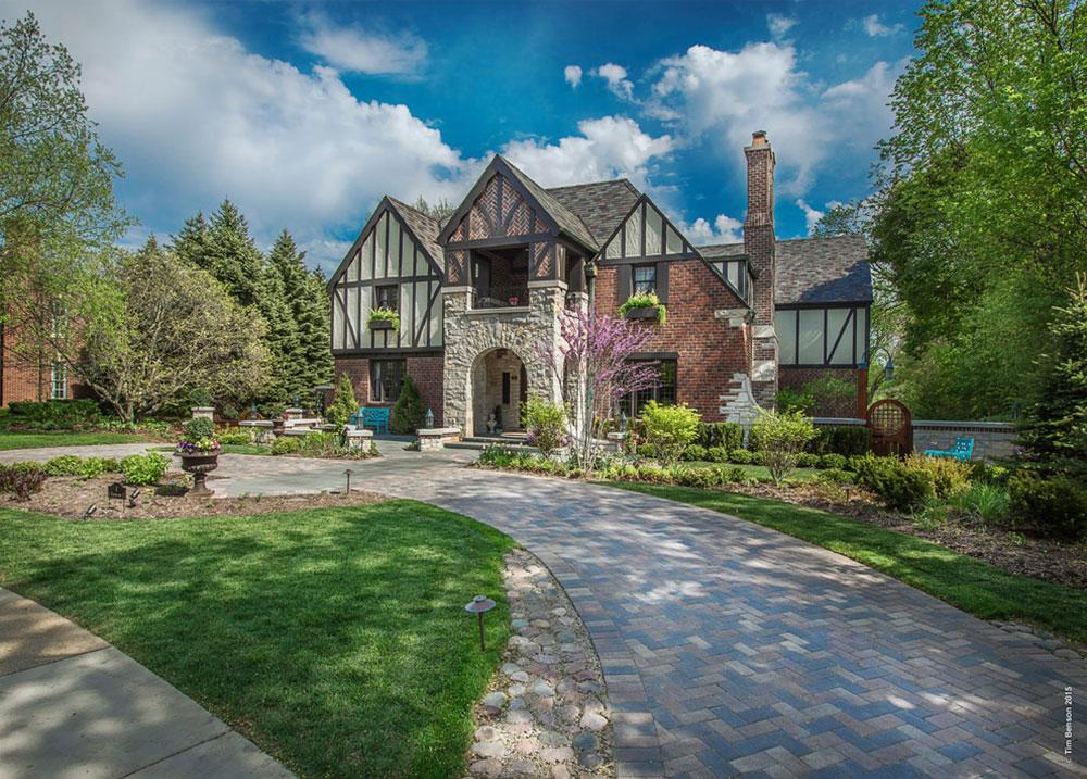 Tudor-Style-Home-The-Symbol-of-England11 Tudor-Style-Home - Symbolen för England